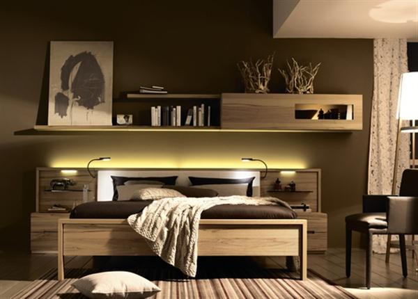 Contemporary Natural Bedroom Tren Interior Design Acrea From